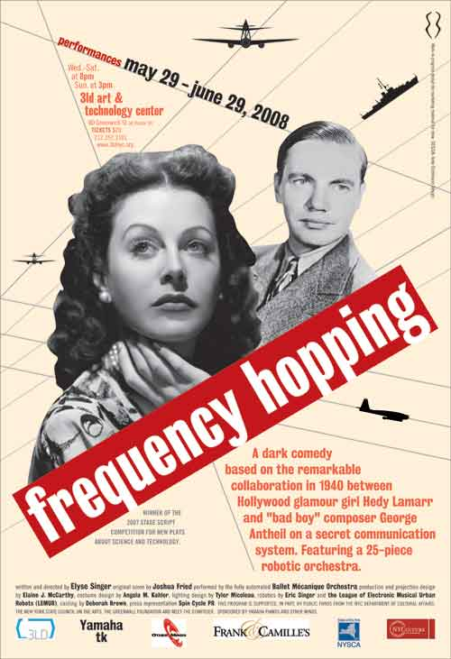 Frequency Hopping, 2008